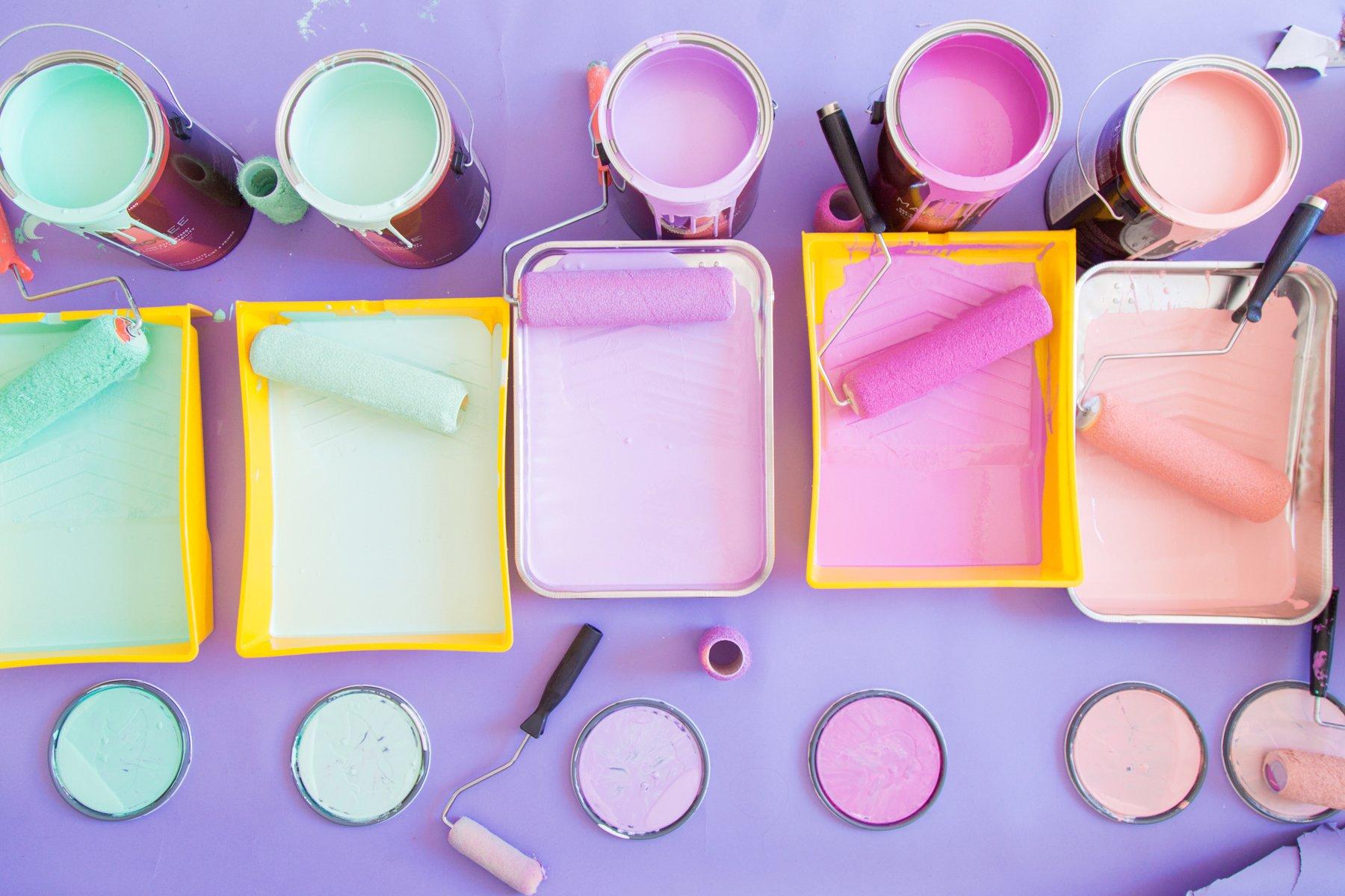 Colori-per-dipingere-la-parete